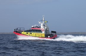 Rescue vessel Sweden